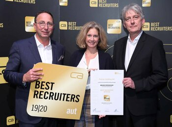 Best Recruiters 2019/2020